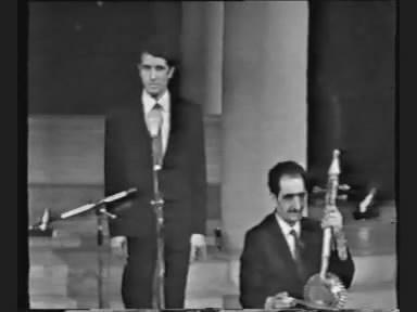 کنسرت جشن هنر شیراز-استاد شجریان-استاد بهاری